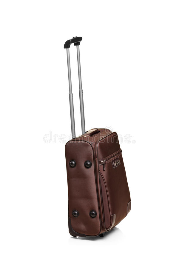 Download Travel bag stock image. Image of shot, single, isolated - 18547153