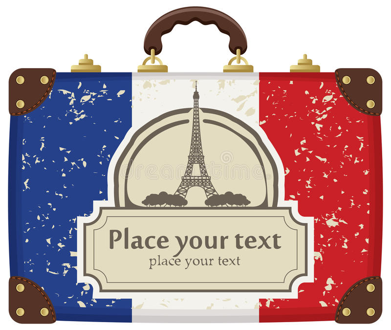 Download Travel bag stock vector. Image of culture, illustration - 26961780