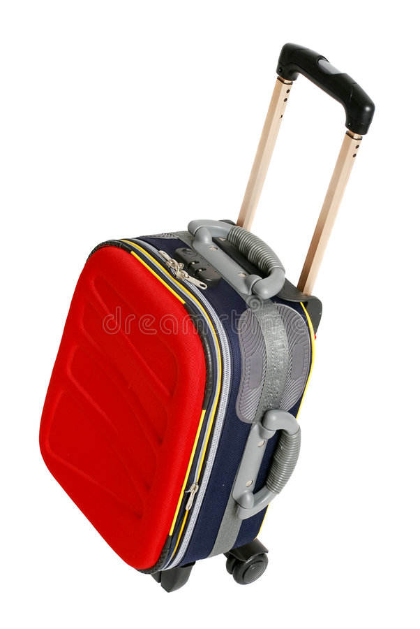 Download Travel bag stock photo. Image of over, travel, briefcase - 4828880