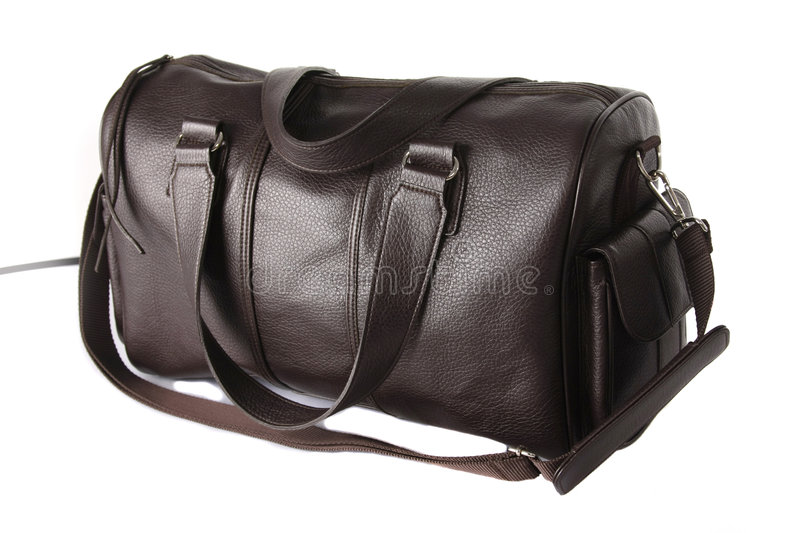 Travel bag stock images