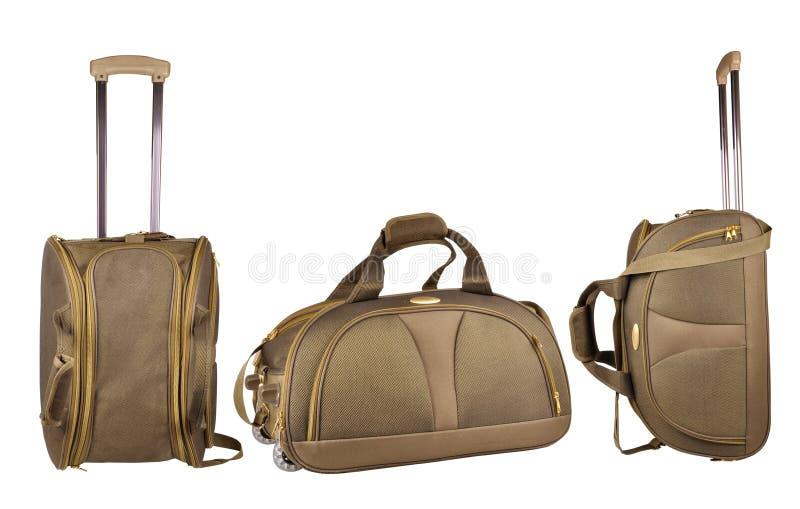 Travel Bag Stock Photography