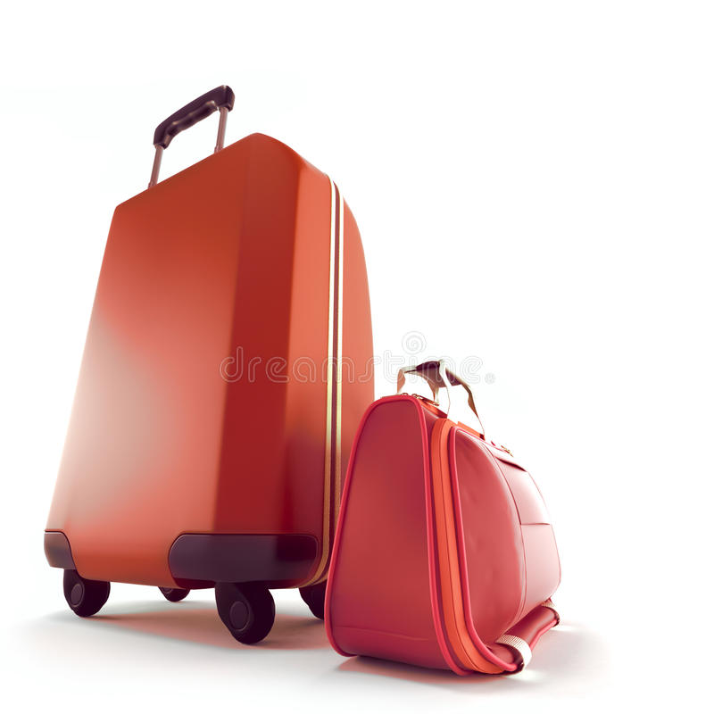 Free Travel Bags Royalty Free Stock Photography - 19778097