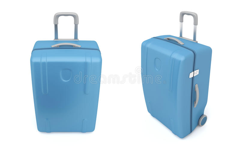 Download Travel bags stock illustration. Image of travel, blue - 27332961