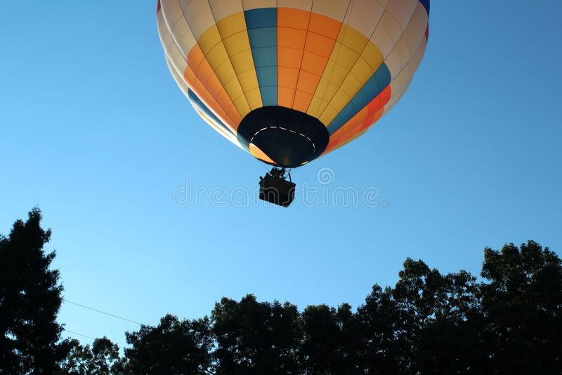 Travel ballon royalty free stock images