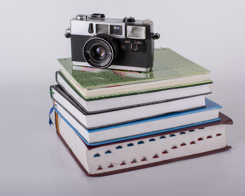 Travel book stock images