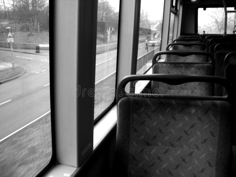 Download Travel On The Bus 3 stock image. Image of seating, interior - 70301