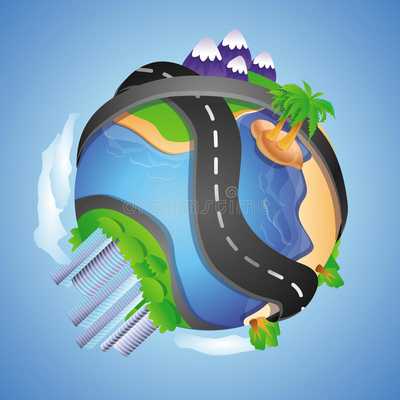 Download Travel Concept Royalty Free Stock Photo - Image: 25486575