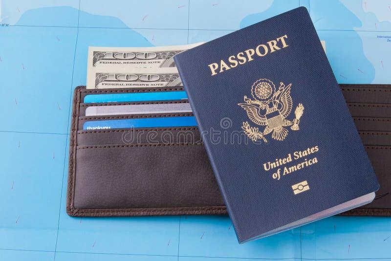 Download Travel concept stock photo. Image of money, passport - 29510906