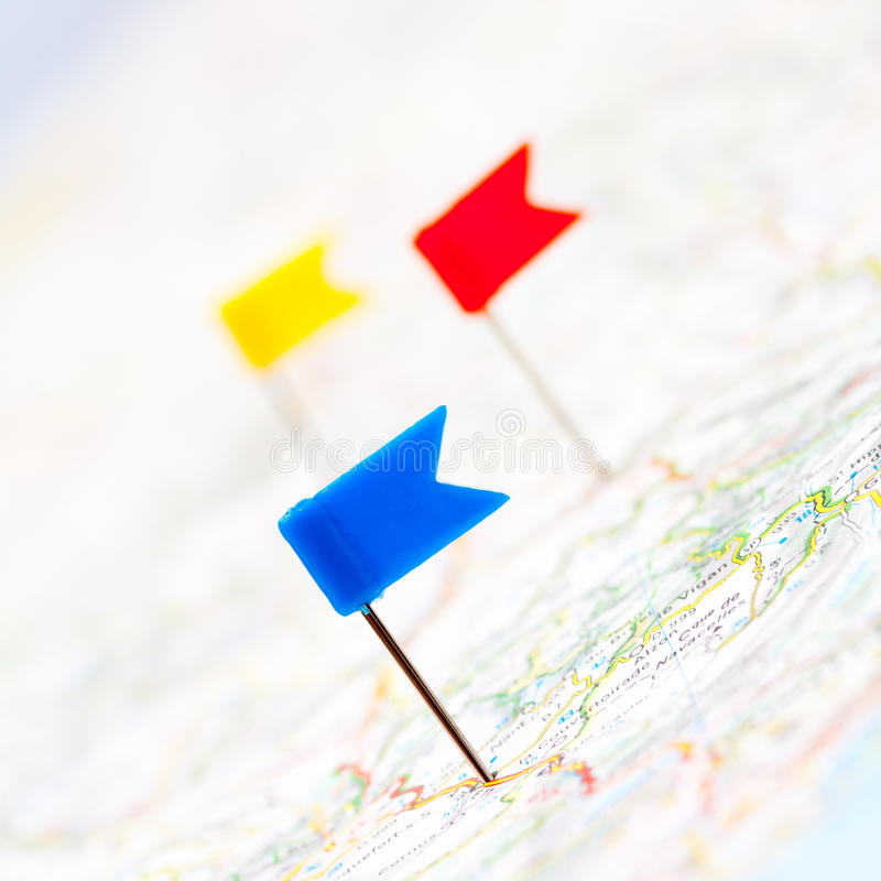 Travel destination concept