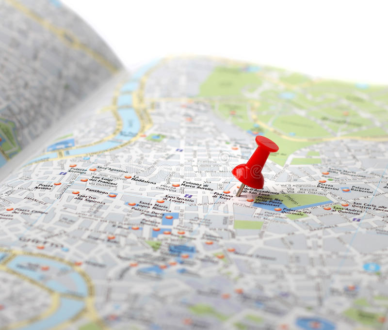 download travel destination map push pin stock image image of thumbtack place 28571439
