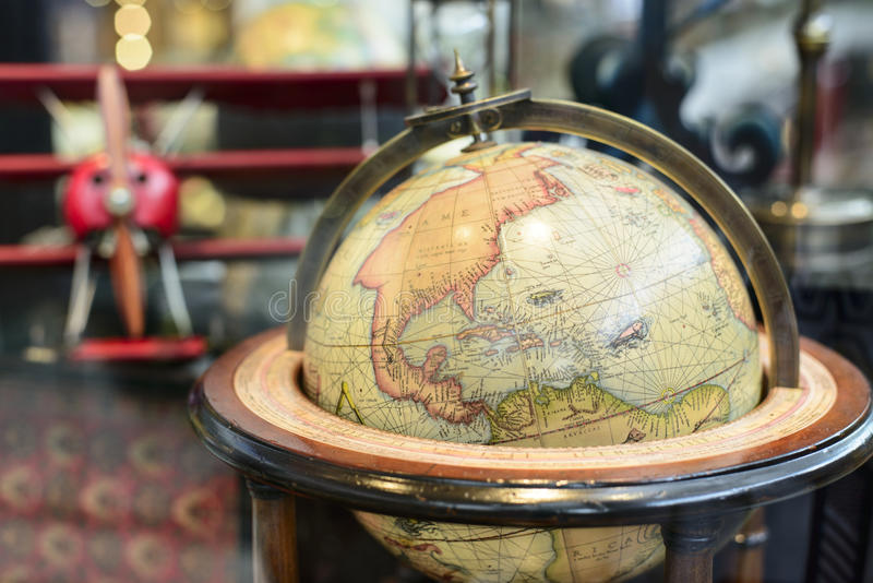 Travel and Exploration stock image