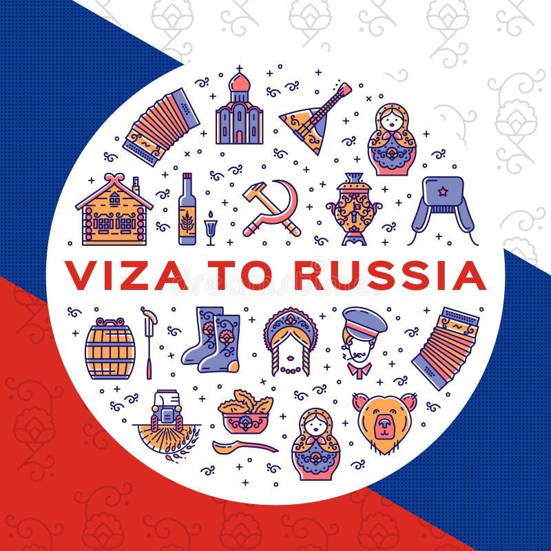 Russian Tourist Visa applications