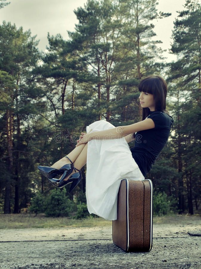 Download Travel Girl Stock Images - Image: 26498634