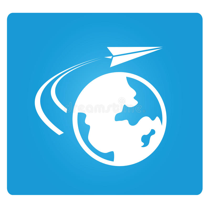 Travel stock illustration