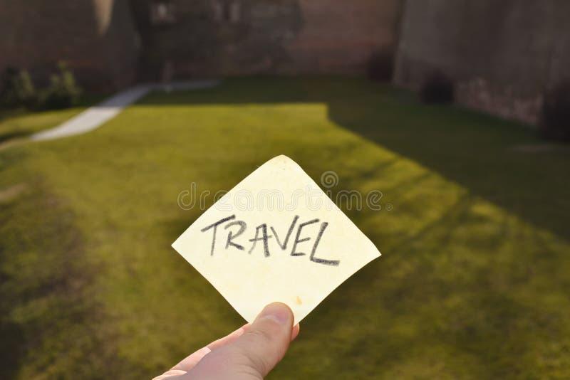 Travel image royalty free stock photography