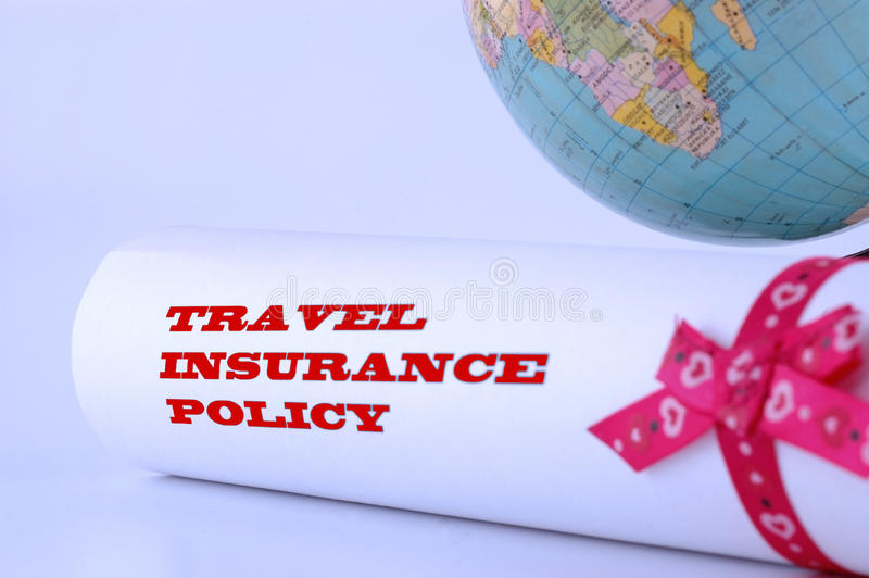 Download Travel insurance policy stock image. Image of commerce - 27559085