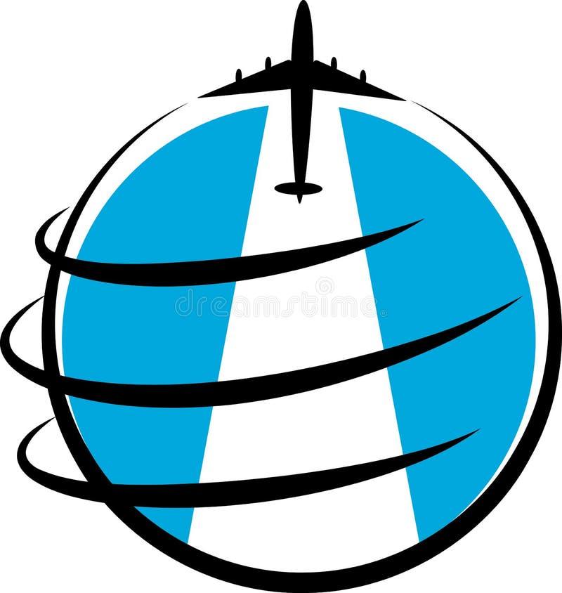 Travel logo vector illustration