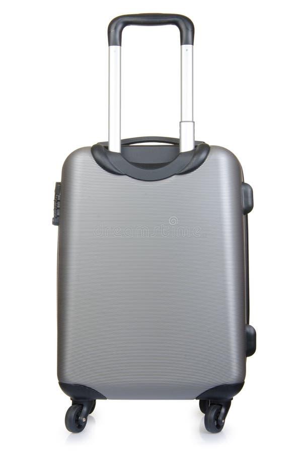 Travel Luggage Isolated Stock Photo
