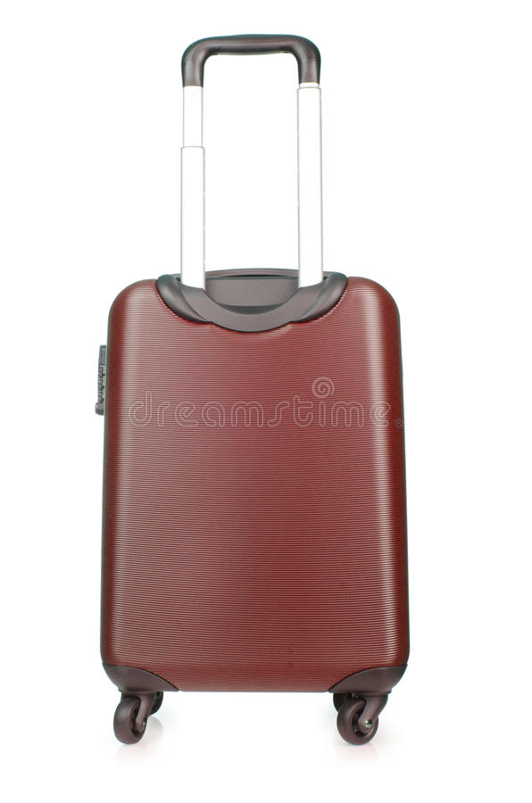 Download Travel luggage isolated stock photo. Image of isolated - 28695446