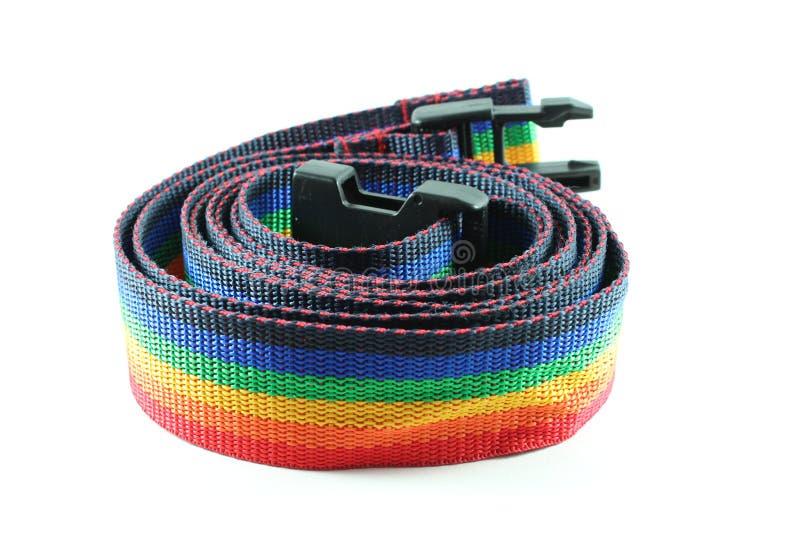 Travel luggage strap