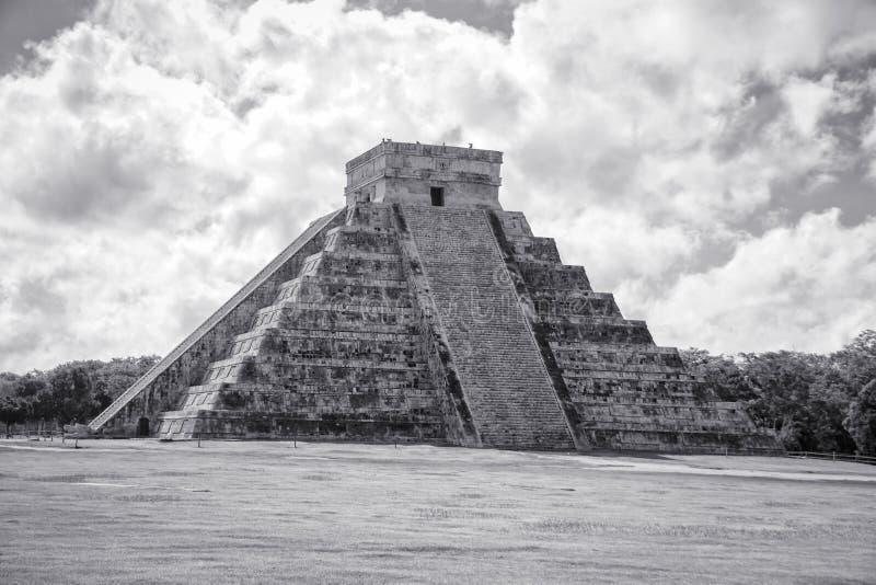 Travel Mexico background stock photo