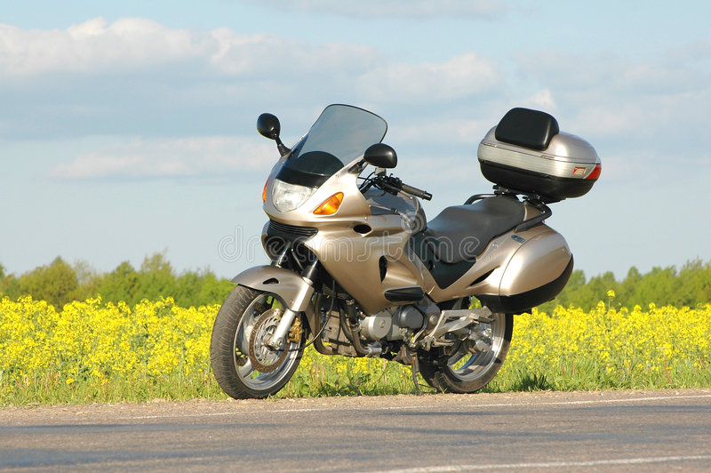 Download Travel motorcycle stock photo. Image of cycle, travel - 8953524