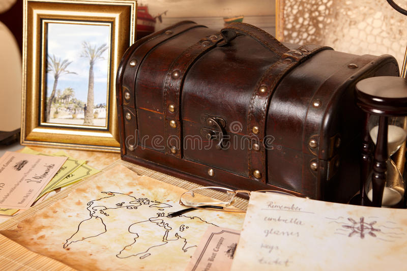 Travel Objects Stock Photography