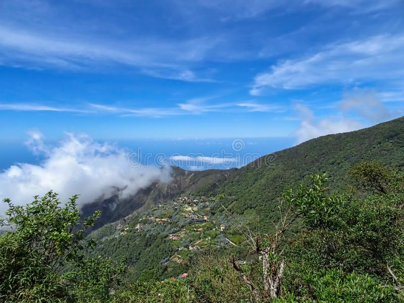 Travel photography - Caracas, Venezuela. royalty free stock image