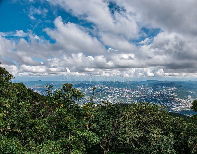 Travel photography - Caracas, Venezuela. royalty free stock photography