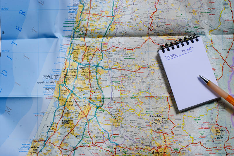 Download Travel plan stock image. Image of notebook, holiday, clean - 26223075