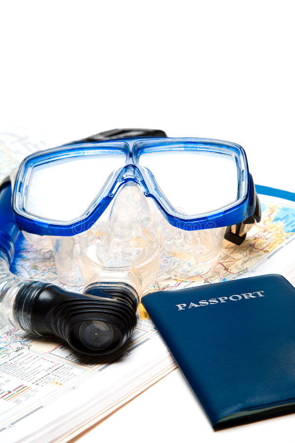 Download Travel planning stock photo. Image of diving, rubber, equipment - 3767368