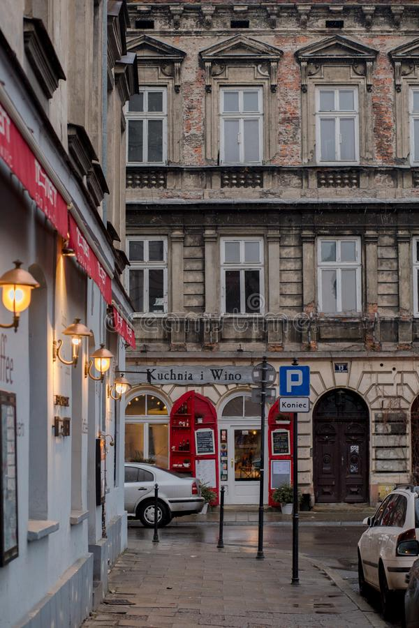 Travel in Poland royalty free stock images
