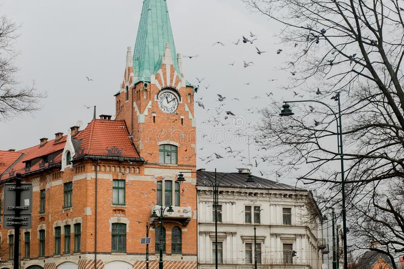 Travel in Poland royalty free stock photography