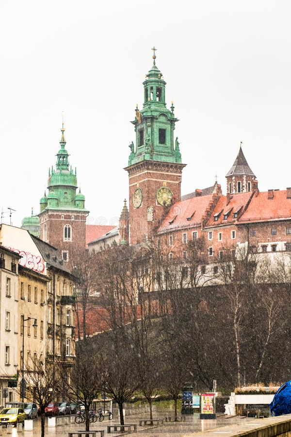 Travel in Poland royalty free stock image