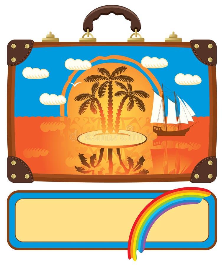 Download Travel Suitcase Royalty Free Stock Image - Image: 25280396