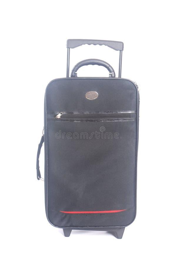 Travel Suitcase Trolly Stock Image