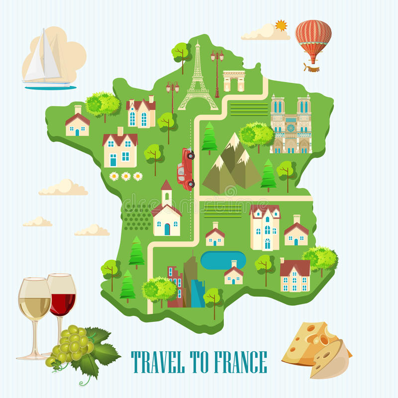 travel to france sightseeing of paris and france romantic tourist