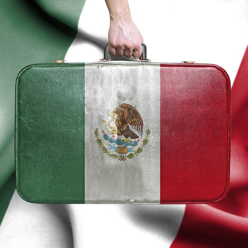 Travel to Mexico stock photo