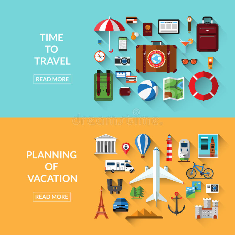 Free Travel, Tourism, Planning Of Vacation, Adventure, Journey In Holidays. Stock Images - 98747044