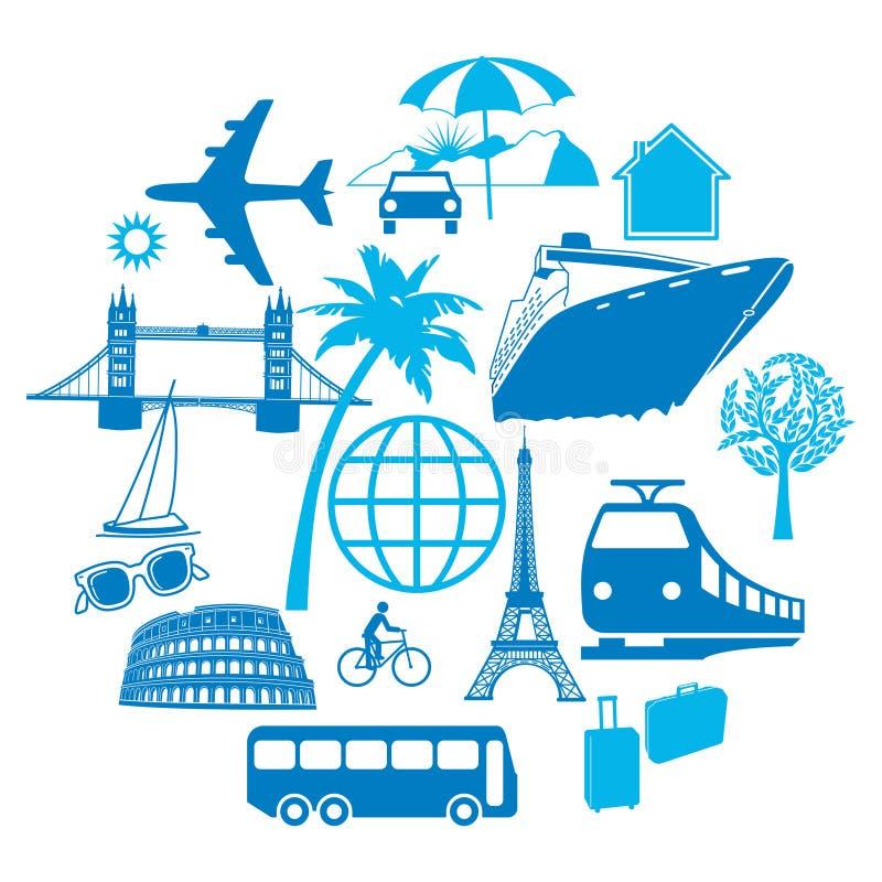 Download Travel and Transportation stock vector. Illustration of london - 23128189