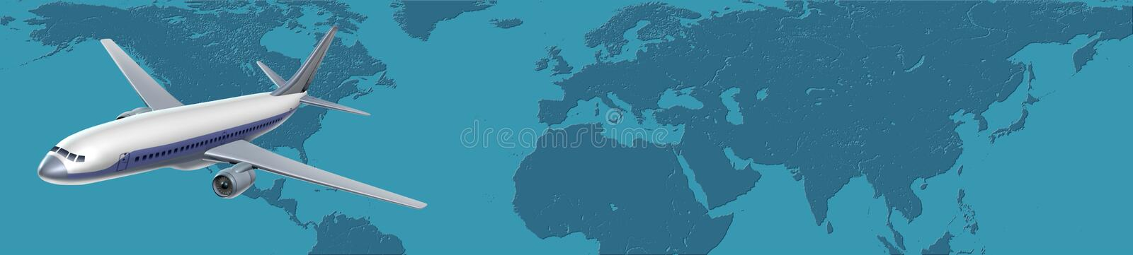 Download Travel and vacation symbol stock illustration. Image of commercial - 18488220