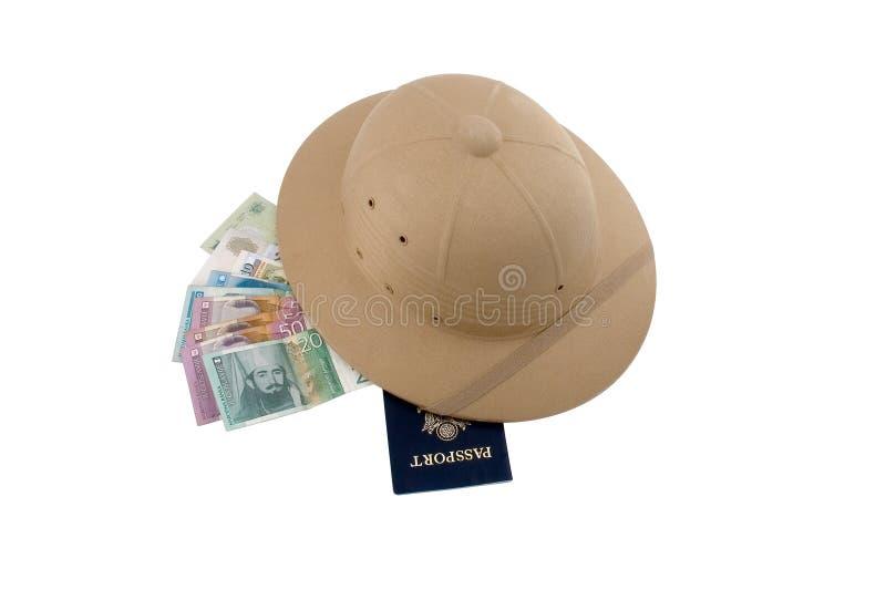Download Traveler essentials 2 stock image. Image of holiday, international - 377781