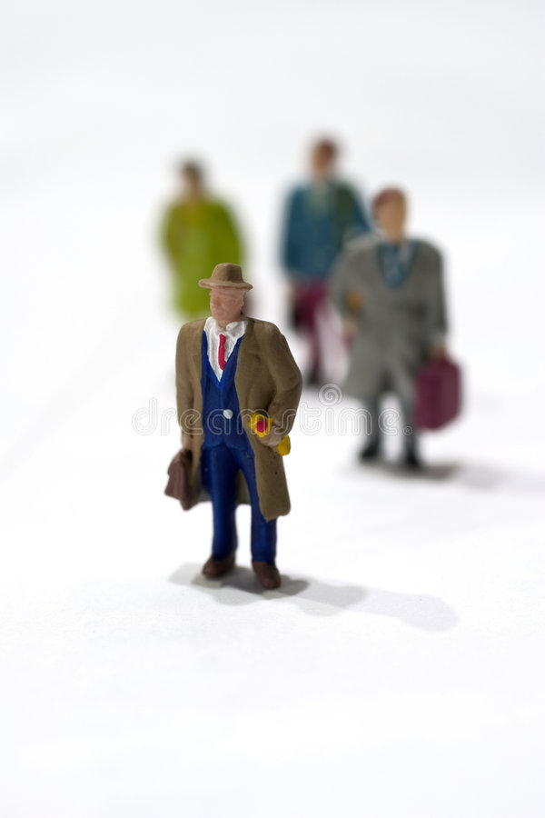 Travelers. Business people traveling stock photos