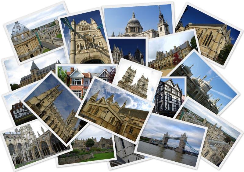 Traveling around England royalty free stock photos