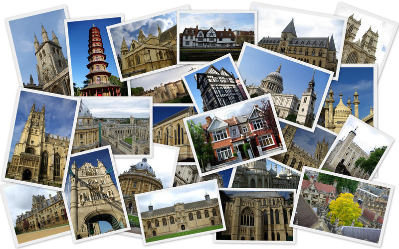 Download Traveling around England stock image. Image of church - 16299523