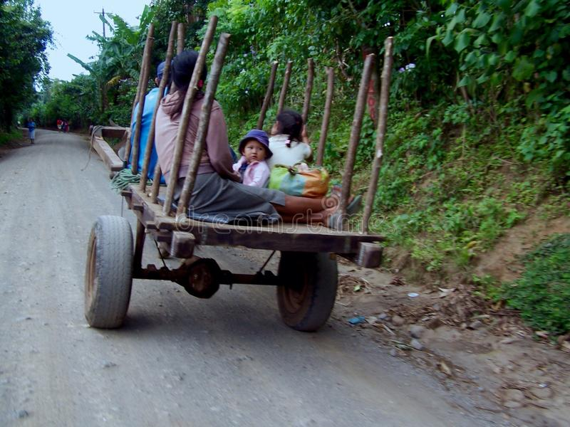 Traveling Nica style! royalty free stock photo