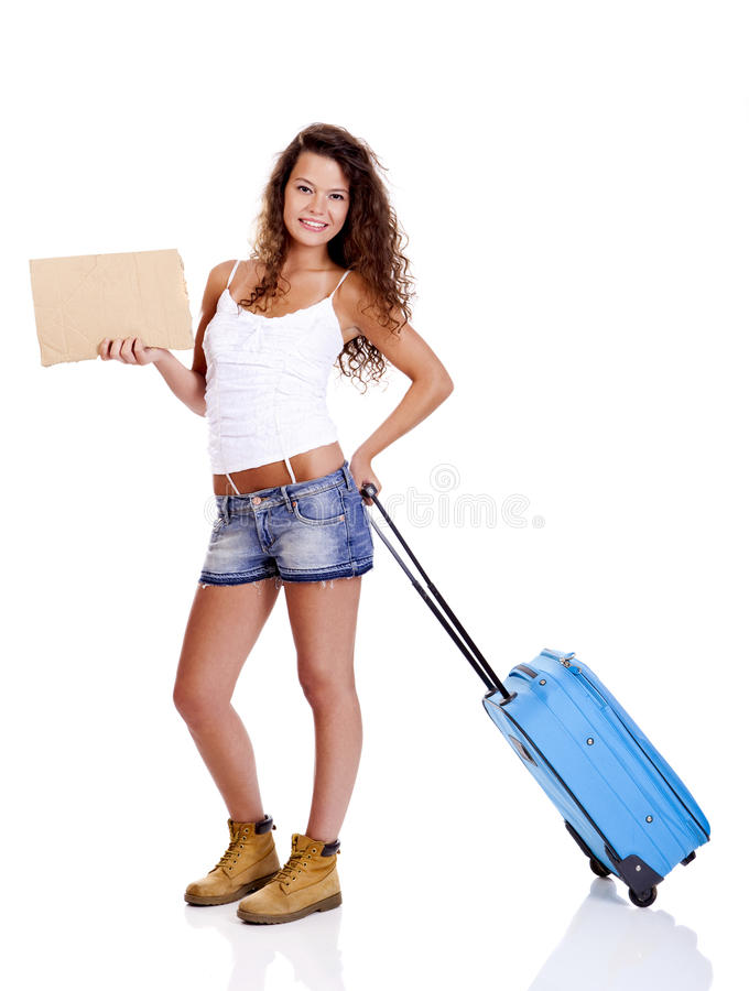 Download Traveller stock photo. Image of happy, people, fashion - 15722804