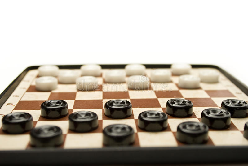 Download Travelling draughts stock image. Image of game, chequered - 22638363