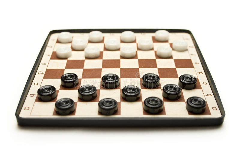 Download Travelling draughts stock image. Image of checker, close - 22638365