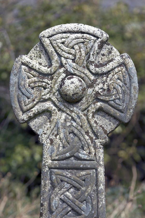 Traversa celtica immagine stock libera da diritti